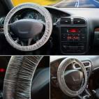 Collerette protège volant élastique (X100)