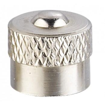 Bouchons  de valves métalliques (X10)