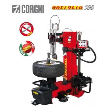 Démonte pneus CORGHI ARTIGLIO 500