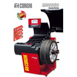 Equilibreuses EM9550 PLUS / EM9550C PLUS de CORGHI