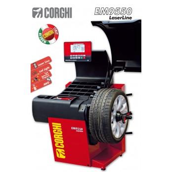 Equilibreuse EM9550 PLUS / 9550C PLUS de CORGHI
