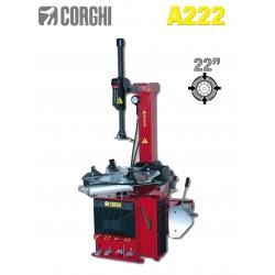 Démonte pneus CORGHI A222