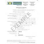 Manomètre WONDER Superdainu Michelin 2018