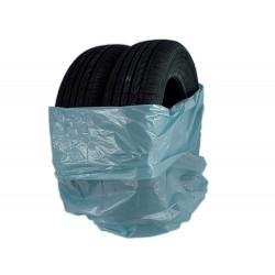 Sacs plastique pour pneus (x100)