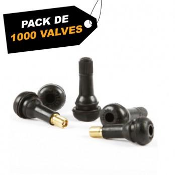 Valves TR412 (x1000) - Pack de 10 sachets