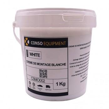 Crème de montage blanche 1 Kg