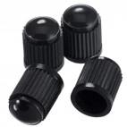 Bouchons de valves noirs (X100)